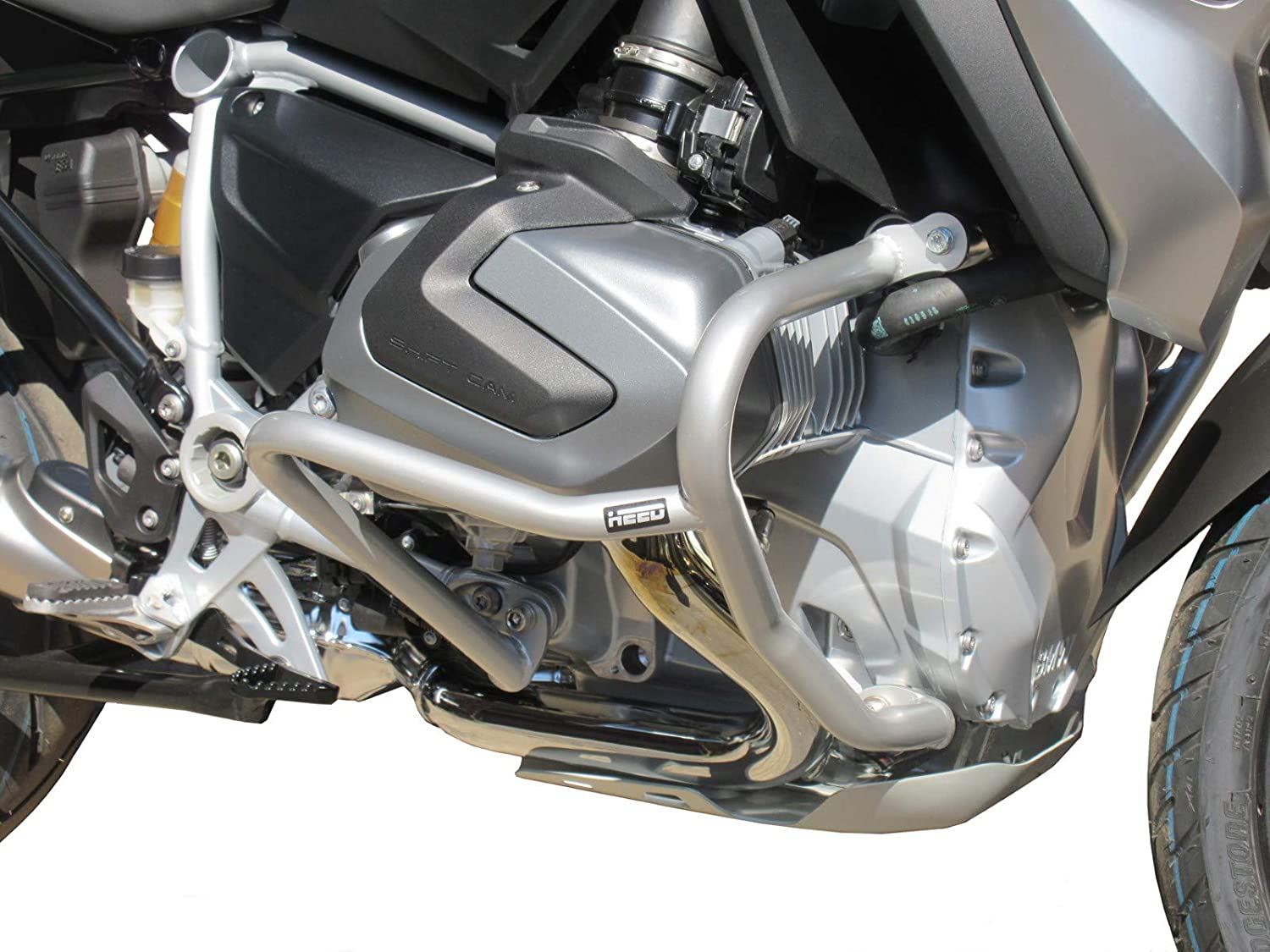argento Paramotore HEED per R 1250 GS Basic