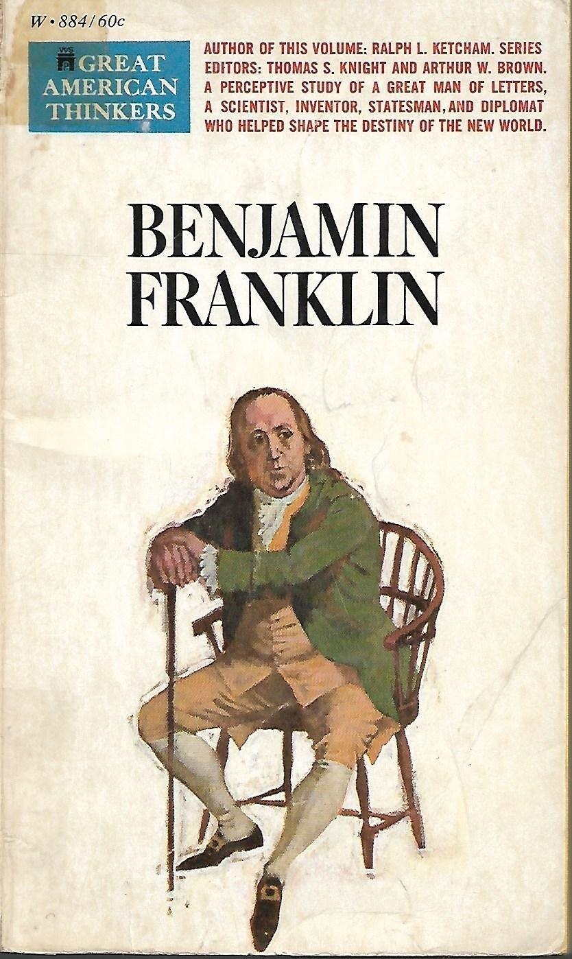 Amazing Benjamin Franklin Great American Thinkers Amazon Com Books Inzonedesignstudio Interior Chair Design Inzonedesignstudiocom