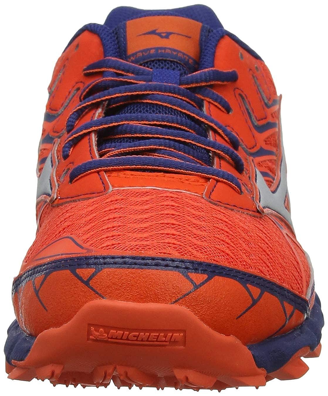 927c19f61087 Mizuno Men's Wave Hayate 4 Running Shoes: Amazon.co.uk: Shoes & Bags
