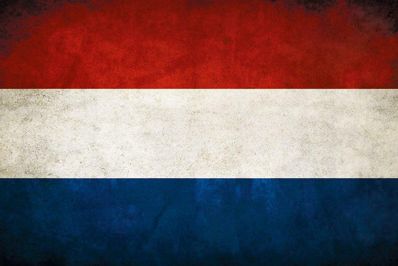 FS Flagge Holland L/änder Fahne Niederland Blechschild Schild gew/ölbt Metal Sign 20 x 30 cm