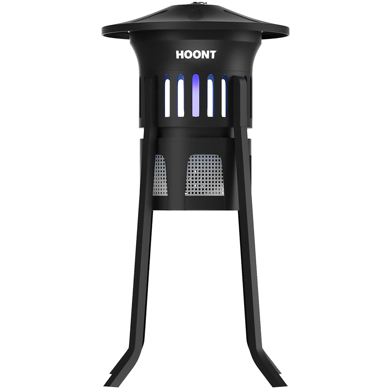 Hoont Mosquito Killer Gnat Fly Trap Killer, Indoor & Outdoor Mosquito Trap Control Stand - Bright UV Light Fan/Exterminate Mosquitoes, Wasps, Etc. – Perfect Patio, Gardens, etc. Etc. – Perfect Patio H966-StndngInsctTrp-7-23-2018