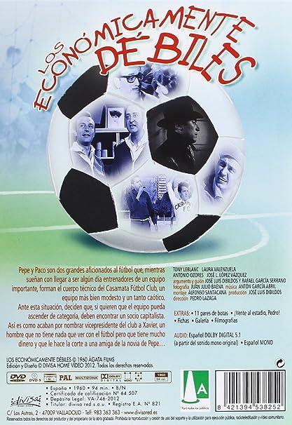 Amazon.com: Tony Leblanc El Rey De La Comedia Vol 2 (Import Movie) (European Format - Zone 2) (2012) Tony Leblanc; Conc: Movies & TV
