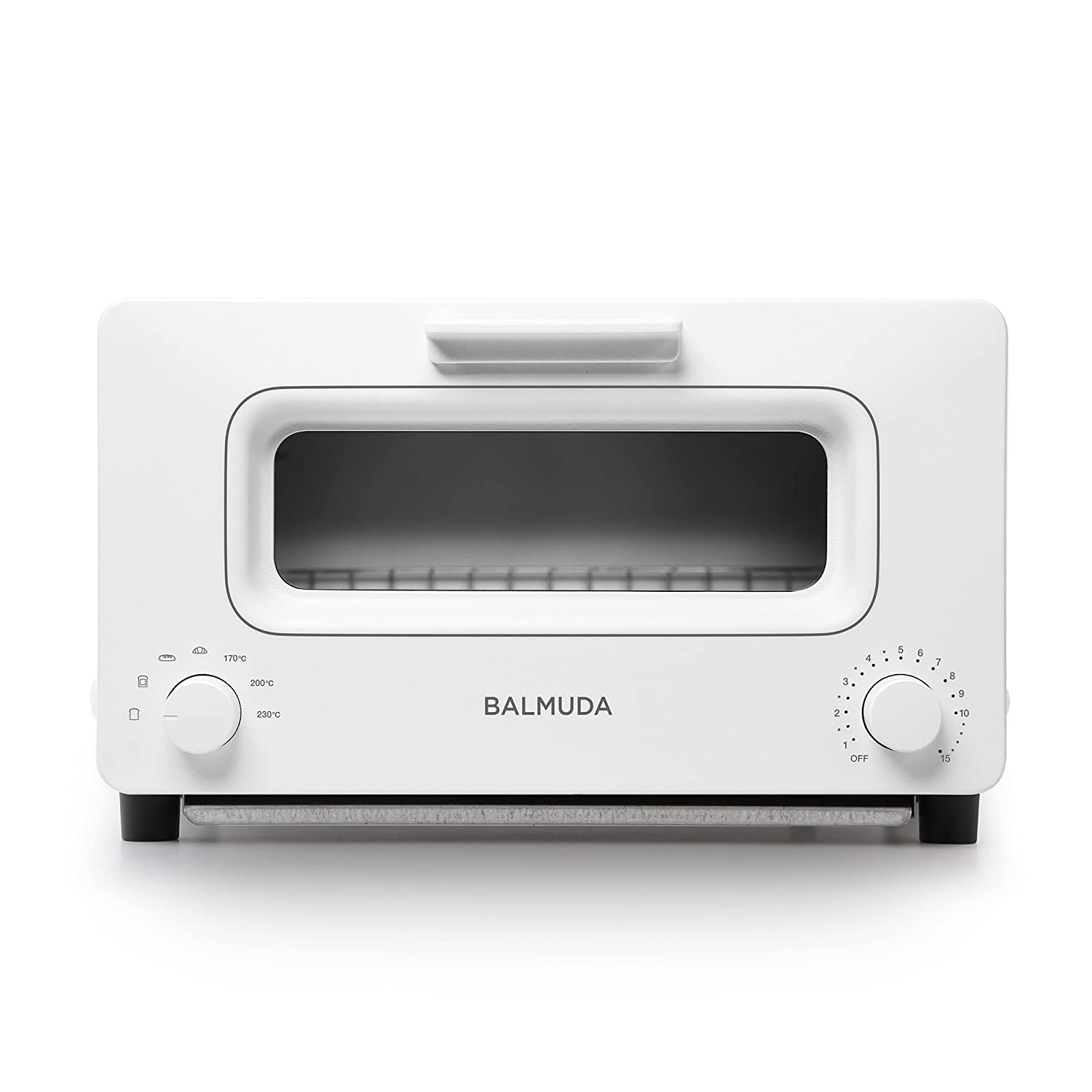 BALMUDA Steam toaster oven
