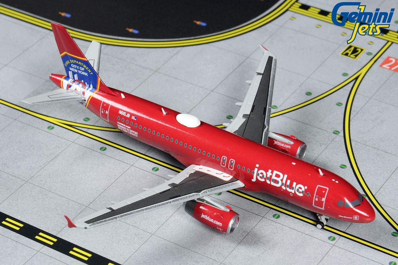Gemini JETBLUE A320 1//400 FDNY