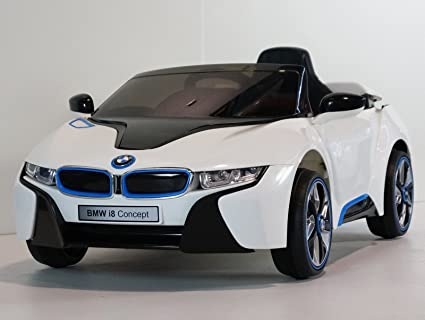 Amazon Com Bmw New I8 Kids Ride On Car Power Wheels Battery With