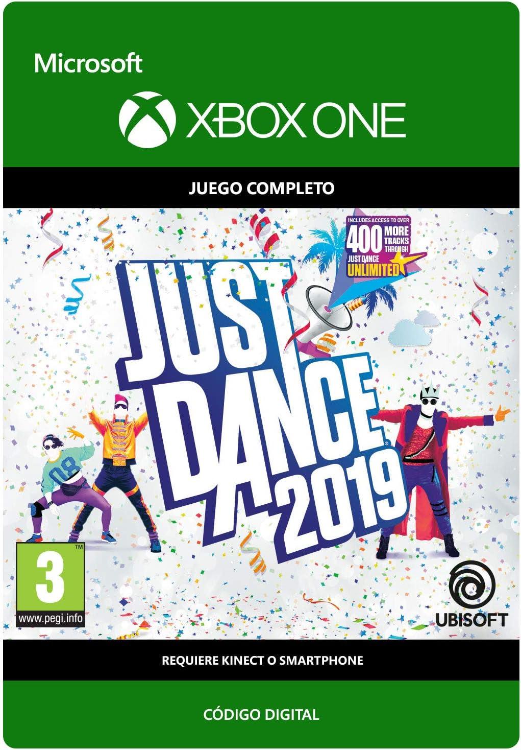 Just Dance 2019: Standard   Xbox One - Código de descarga: Amazon ...