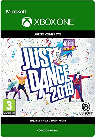 Just Dance 2019: Standard | Xbox One - Código de descarga: Amazon ...