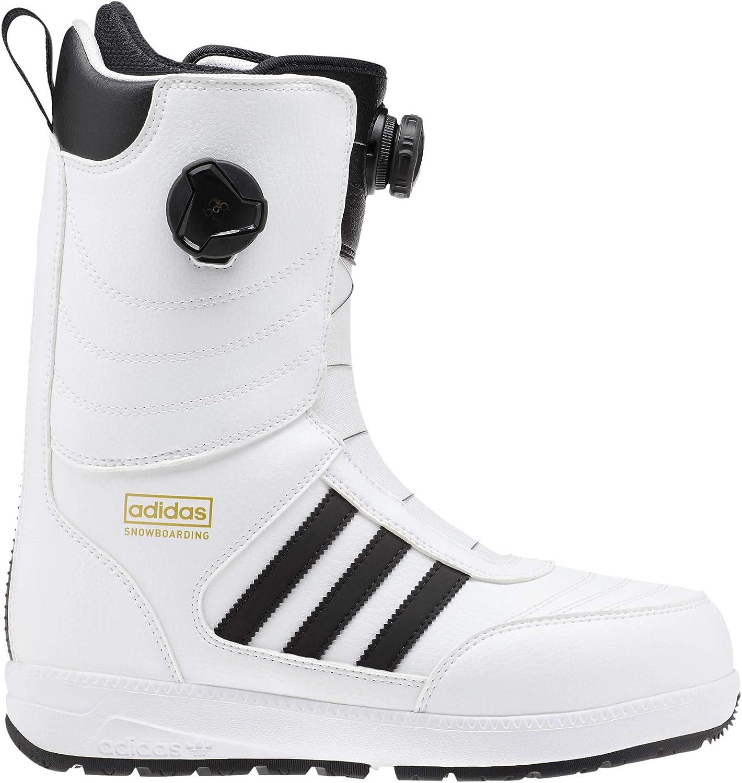 adidas , Herren Stiefel Weiß Bianco: : Schuhe