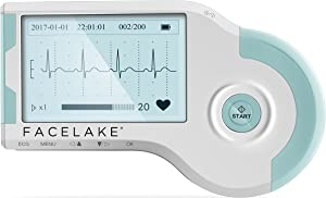 Facelake FL20 Portable ECG/EKG Monitor, MD100B