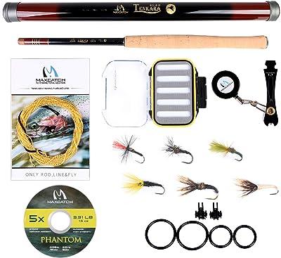 M MAXIMUMCATCH Maxcatch Tenkara Fishing Rod