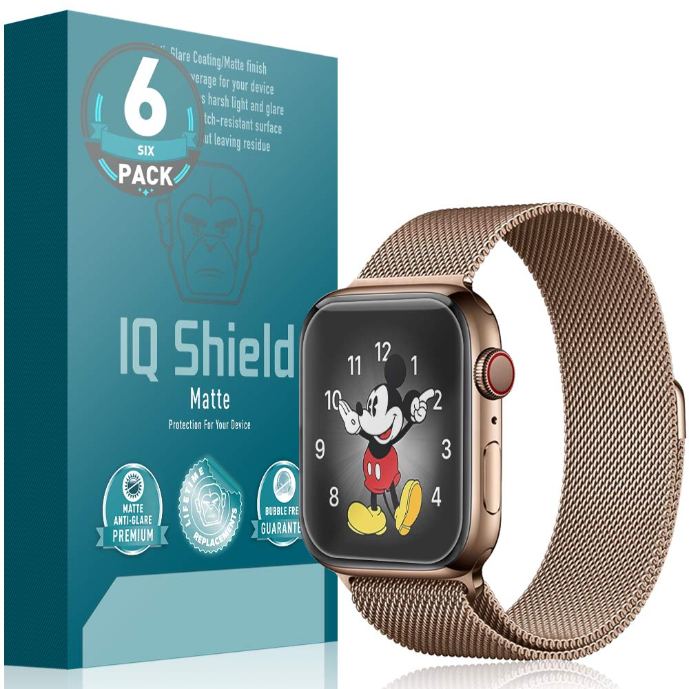 Film Protector Iqshield P/ Apple Watch Series 4 (envio Hoy)