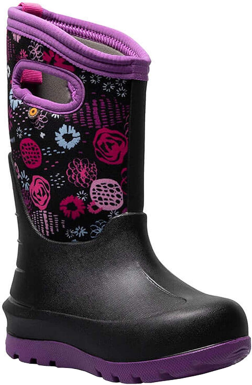 BOGS Unisex-Child Neo-Classic Rain Boot