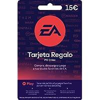 EA Tarjeta Regalo 15 € | Código para PC y Mac