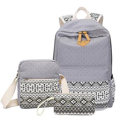 XINYO personnalité de la mode étudiant sac sac à bandoulière, dame, sac à dos, trois pièces, la randonnée pédestre, de magasins, de différentes couleurs.