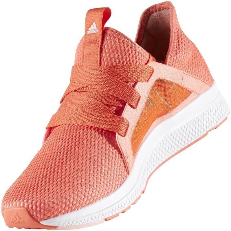adidas Edge Lux w - Zapatillas de Deporte para Mujer, Naranja - (CORSEN/FTWBLA/CORNEB) 41 1/3: Amazon.es: Deportes y aire libre