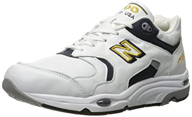 new style f3424 c917c New Balance Men s 1700 Fashion Sneaker-Enduring Purpose-Made USA, White 7.5  D