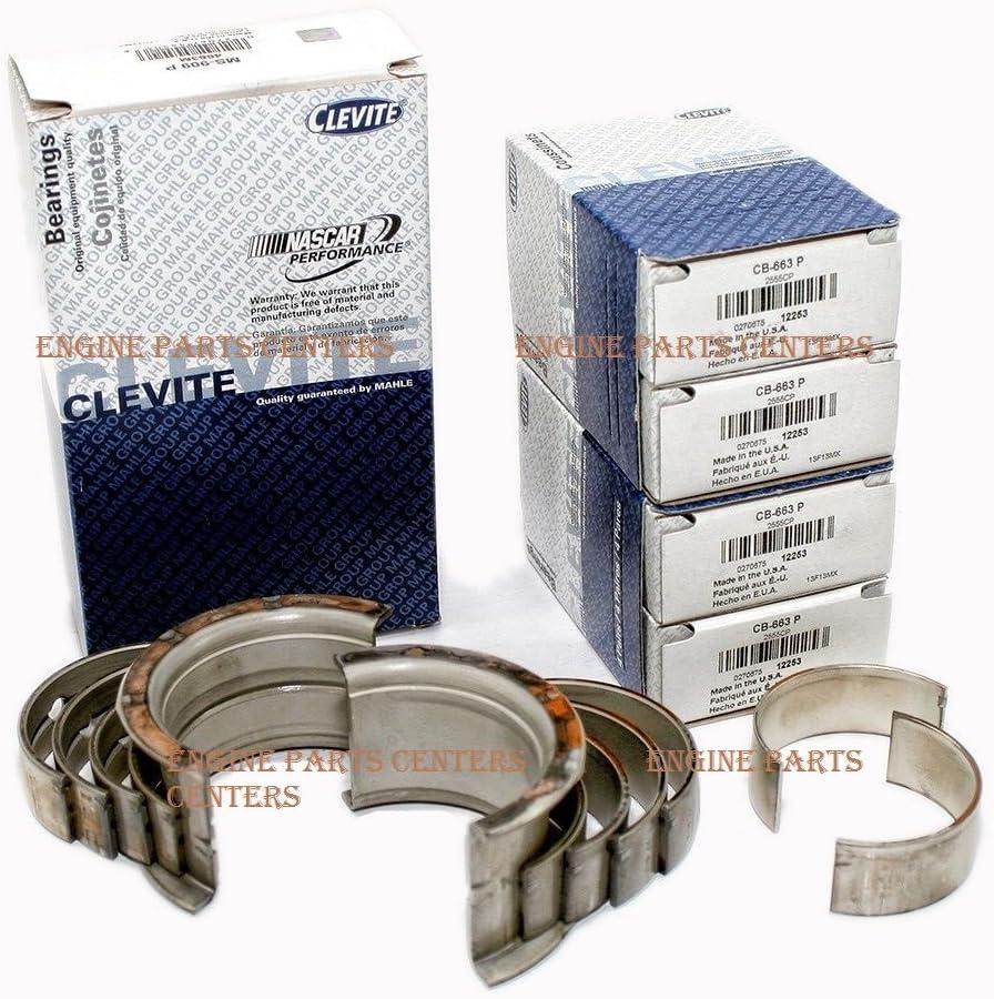 Clevite MB2734P10 Engine Bearing