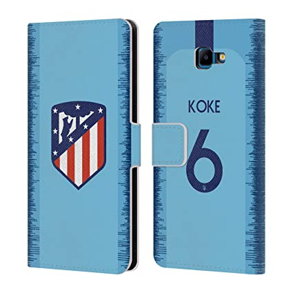 Amazon.com: Official Atletico Madrid Koke 2018/19 Players ...