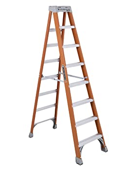 Louisville Ladder FS1508 Fiberglass Ladder