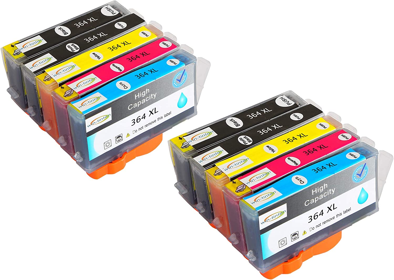 Reemplazo de Paquete de 10 Wintinten para Cartuchos de Tinta HP ...