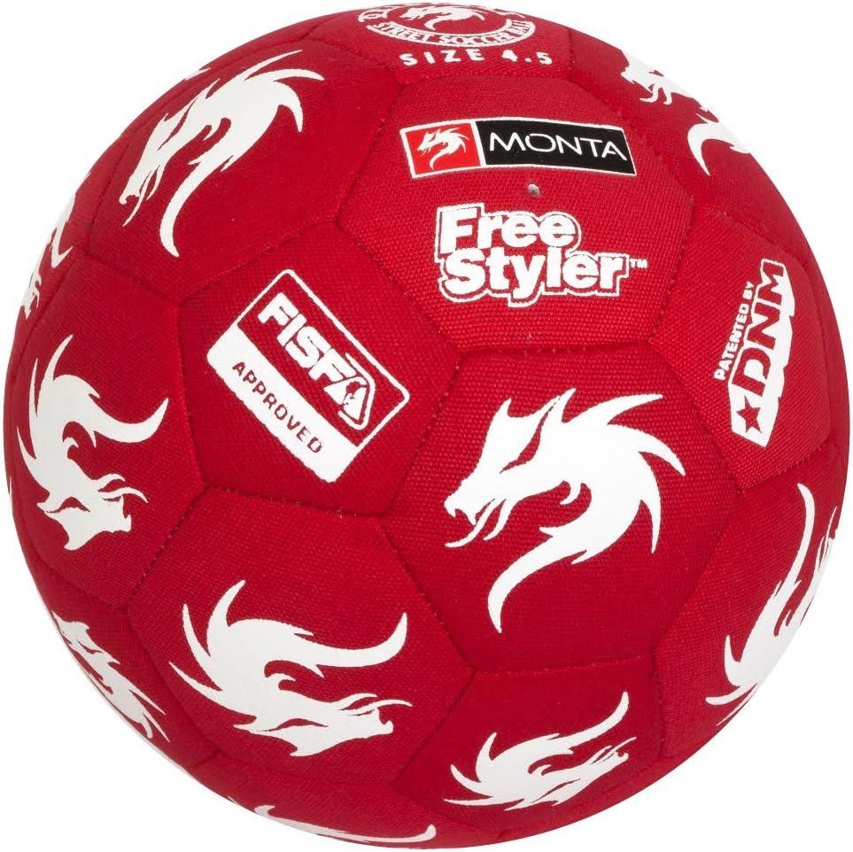 Monta - Balón de fútbol de competición Color Multicolor Talla 4.5 ...
