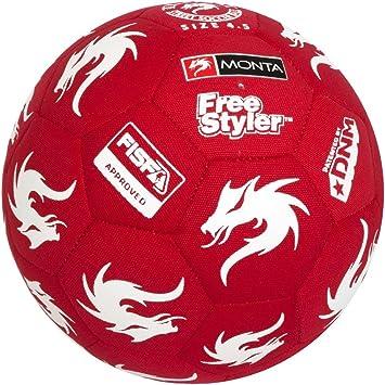 Monta - Balón de fútbol de competición Color Talla 4.5: Amazon.es ...