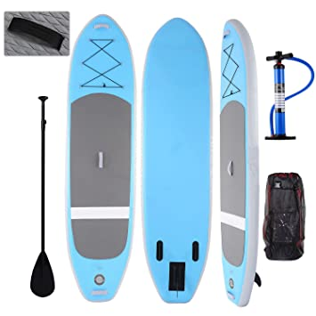 Tomasa Stand up Paddle Board 305 x 76 x 15 cm 10 Pies Inflable ISUP Tabla