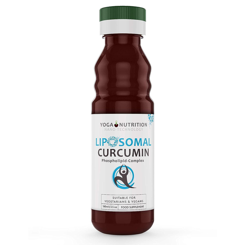 Yoga Nutrition Liposomal Curcumin Liquid - 100ml - Alta ...