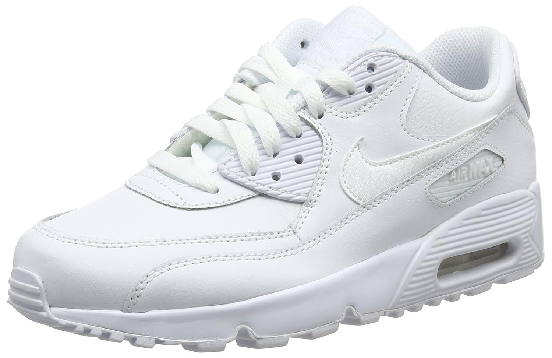 paio di scarpe Nike Air Max bianche