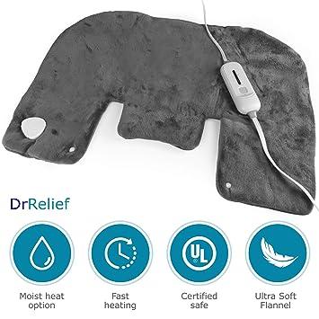 Amazon.com: Calentador eléctrico de cuello y hombro ...