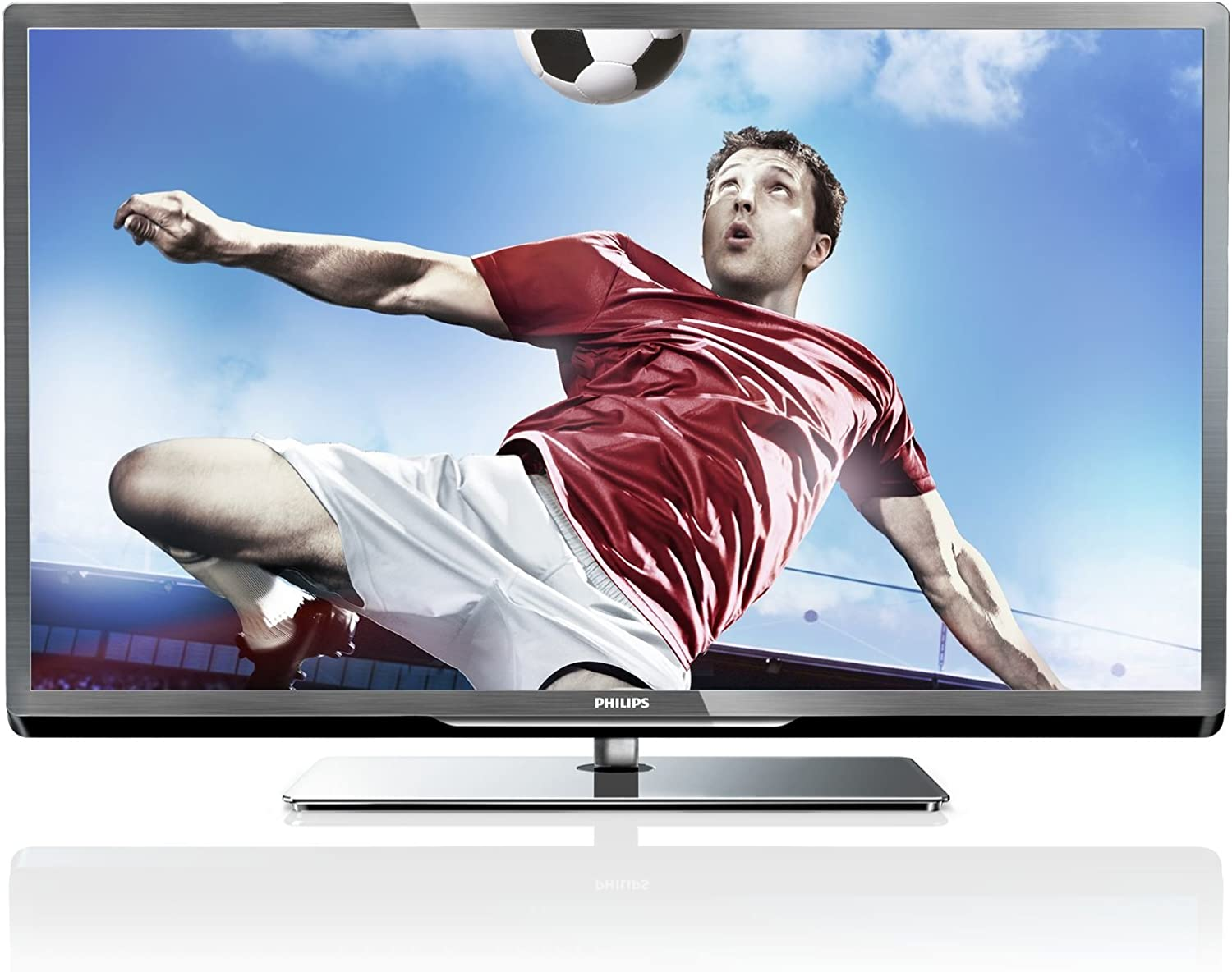 Philips 32PFL5007H/12 - Televisor Smart LED con Pixel Plus HD, 32