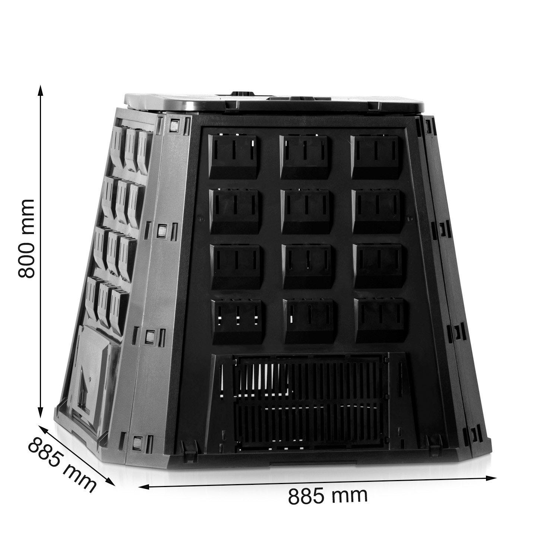 Compostador Prosperplast IKST400C
