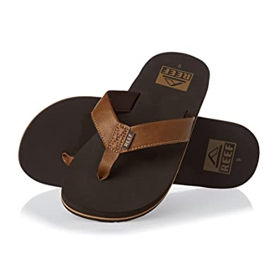 983280dd8a01 Reef Men s Twinpin Flip Flops  Amazon.co.uk  Shoes   Bags
