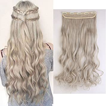 S noilite uk women 24 inches 60cm ash blonde mix silver grey s noilite uk women 24 inches 60cm ash blonde mix silver grey pmusecretfo Gallery
