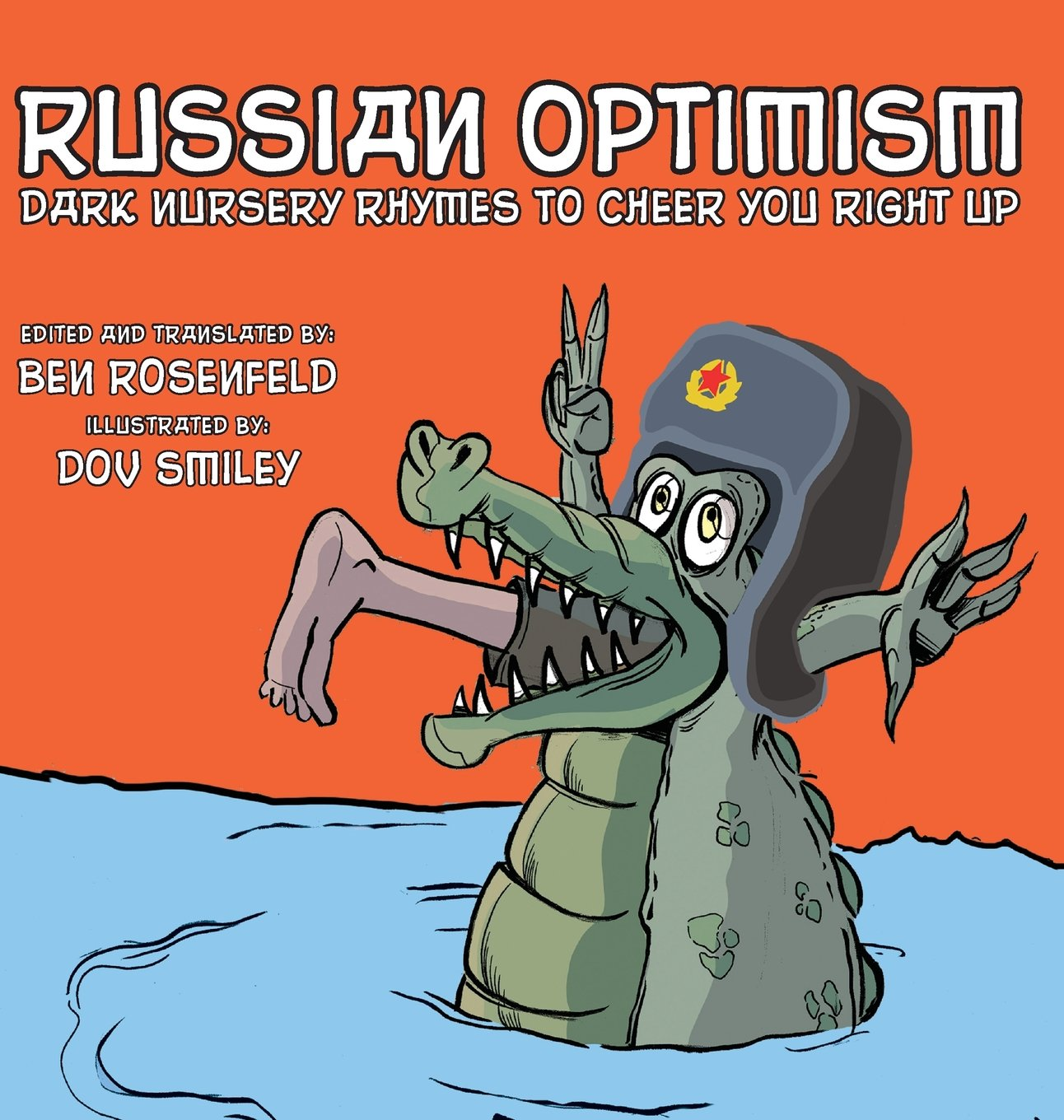 Amazon Com Russian Optimism Dark Nursery Rhymes To Cheer You Right