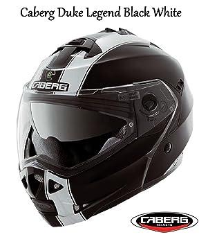 Caberg Duque Leyenda hasta Moto Casco Nuevo 2016 motocicleta tapa frontal Sharp 5 * * *