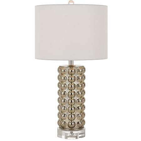 Amazon.com: AF iluminación 9126-tl Fizz, lámpara de mesa ...