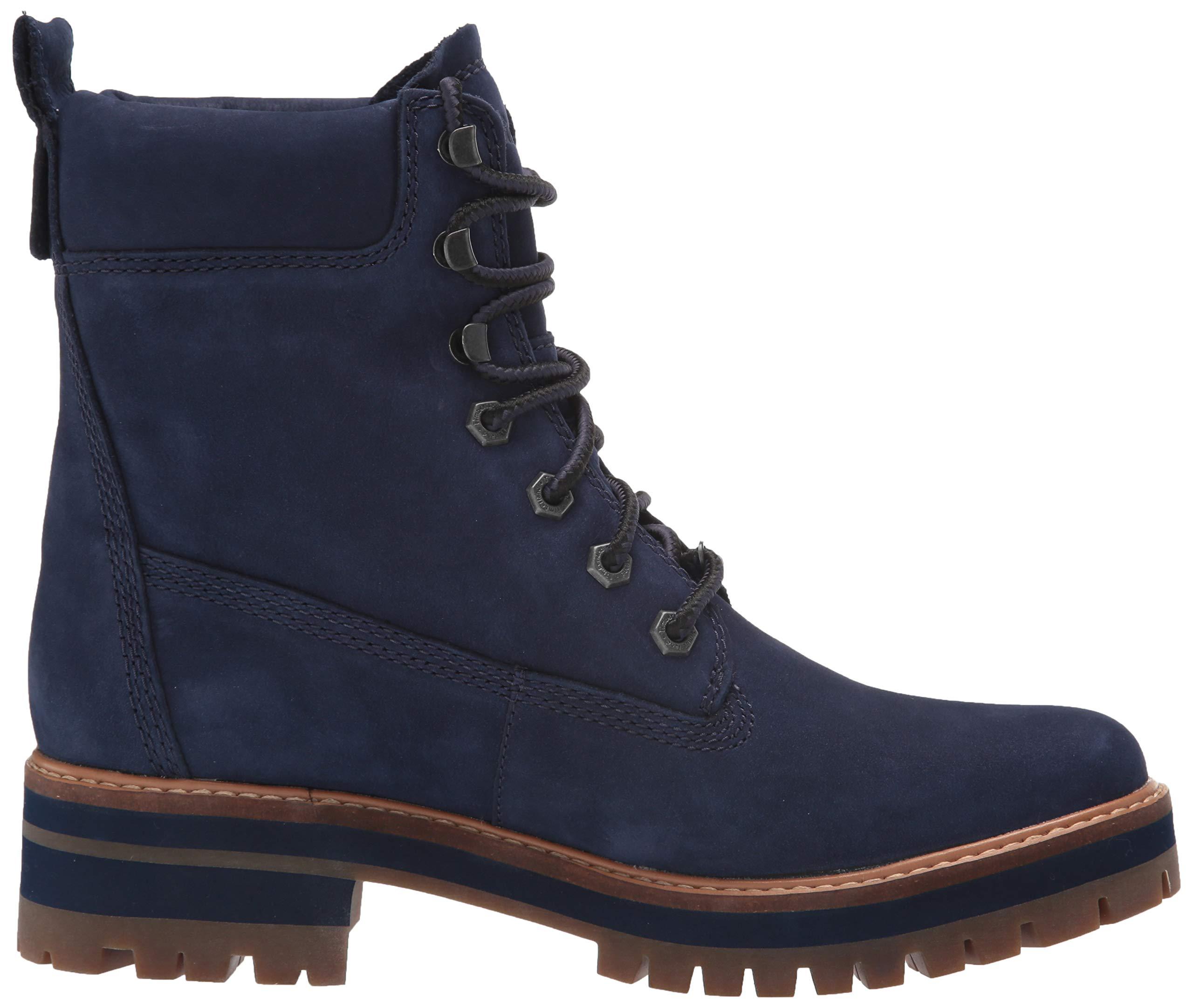 Timberland Women's Courmayeur Valley 6″ Boot Fashion