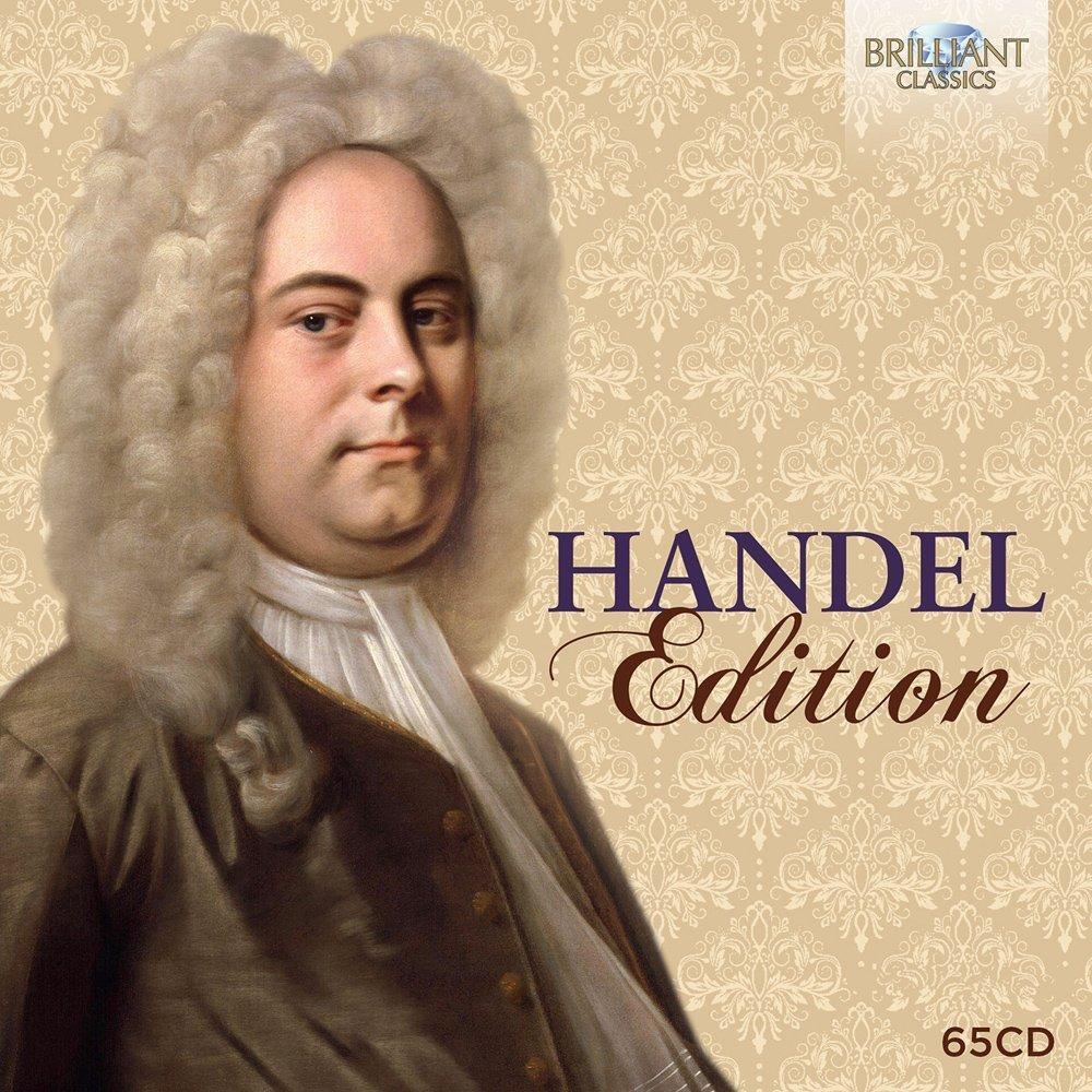 HAENDEL EDITION                                                                                                                                                                                                                                                                                                                                                                                                <span class=