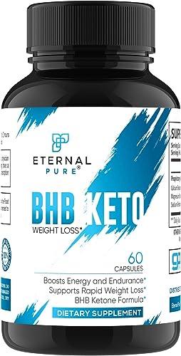 Keto Pills BHB Exogenous Ketone