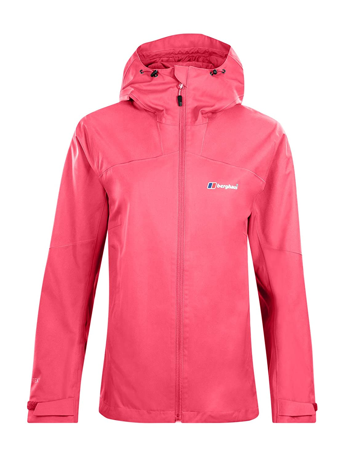 Pink Peacock Size 10 Berghaus Women's Fellmaster Gore-Tex Waterproof Jacket'