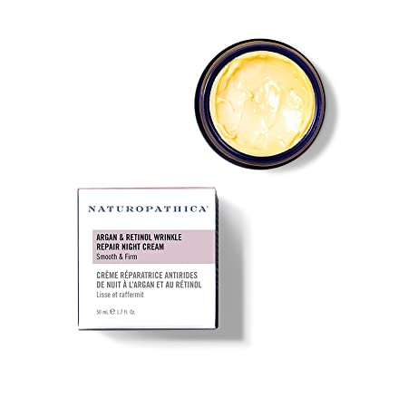 Naturopathica Argan Retinol Wrinkle Repair Night Cream 1.7 oz.