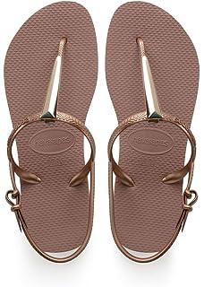 Havaianas Black Top Flip Flops Angenehme SüßE Sandalen