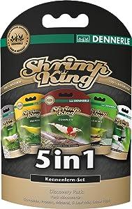 Dennerle Shrimp King 5 in 1 sample pack - pre order schedule delivery Jan 2021