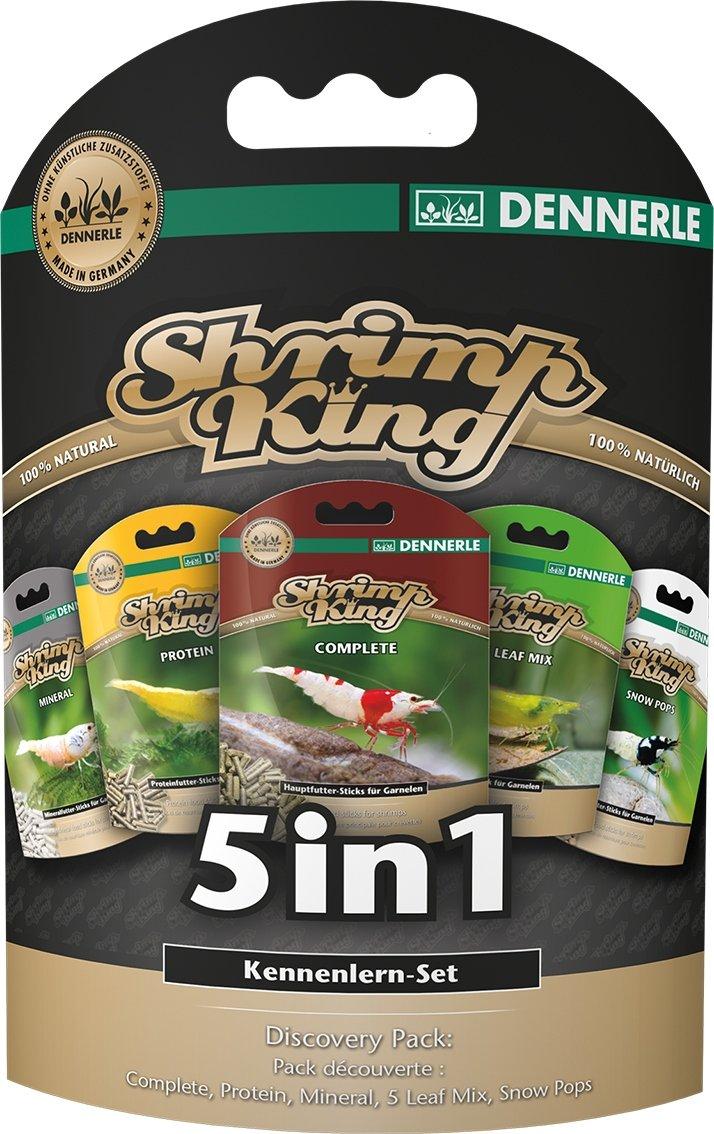 Shrimp King - 5 in 1 Sample Pack