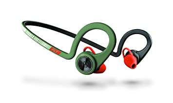 Plantronics BackBeat Fit II - Auriculares Deportivos inalámbricos, Color Verde: Plantronics: Amazon.es: Electrónica