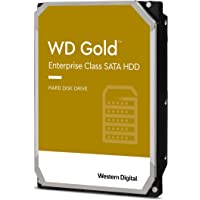 Western Digital 16TB WD Gold Enterprise Class Internal Hard Drive - 7200 RPM Class, SATA 6 Gb/s, 512 MB Cache, 3.5…