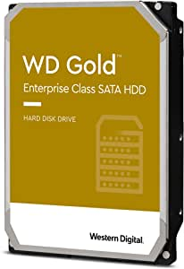 "WD Gold 12TB Enterprise Class Internal Hard Drive - 7200 RPM Class, SATA 6 GB/S, 256 MB Cache, 3.5"" - WD121KRYZ"