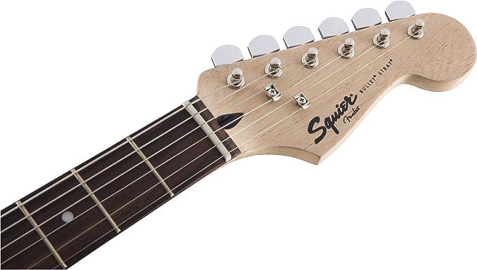 Fender - Squier Bullet Stratocaster Guitarra eléctrica – cola dura ...