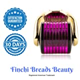 Finchi Derma Roller for Face [540 Titanium Micro